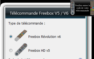 RÉVOLUTION VIRTUELLE TÉLÉCHARGER V6 FREEBOX TÉLÉCOMMANDE